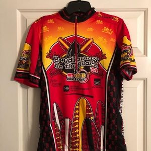 Tops - MS150 Cycling Jersey (L)
